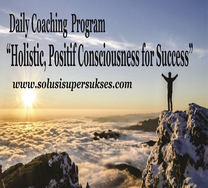 Daily Coaching for Positive Consciousness for Success